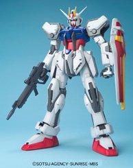 Bandai Hobby 1/60 GAT-X105 Strike Gundam, Bandai Seed Action