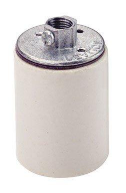 Leviton 002-10045 Porcelain Socket, White ()