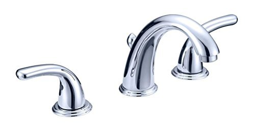 "Glacier Bay Builders 8"" Widespread Bath Faucet Chrome 475 620"