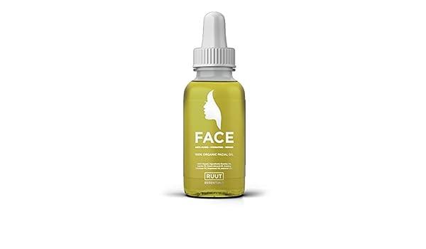 Amazon com: 9 Oil Blend, 100% ORGANIC Dry Facial Oil, Best for dry