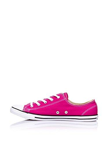 Converse 542514C - Zapatillas de lona / canvas para mujer, color rosa