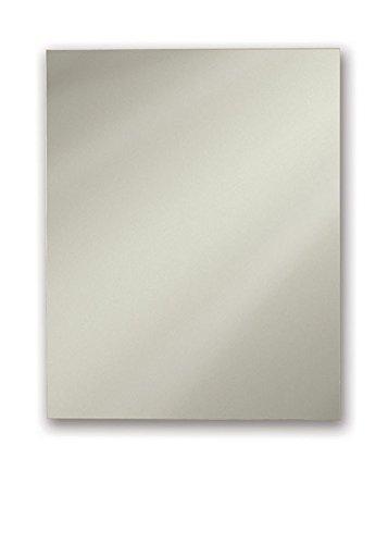 Jensen 52WH304PFX Polished Edge Mirror Medicine Cabinet, 24