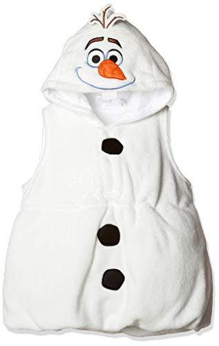 [디즈니] Disney 올라프 나리키리 베스트 조끼 크리스마스 코스튬 겨울왕국