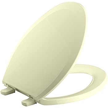 Kohler K 4652 Y2 Lustra Elongated Open Front Toilet Seat