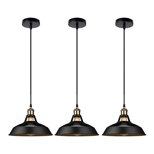 Metal Shades For Pendant Lights in US - 6