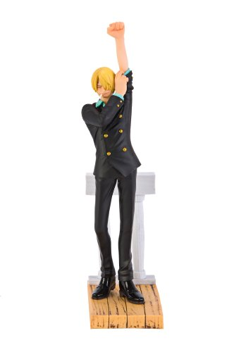 Banpresto One Piece 7.8-Inch Sanji Figure, Dramatic Showcase 1st Season Volume 3