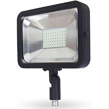 Amazon.com: ASD LED Flood Light 30W with Knuckle Mount ...