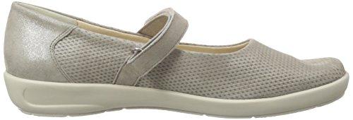 Semler Donne Flora Mary Jane Shoes Metà Beige (028 - Panna)