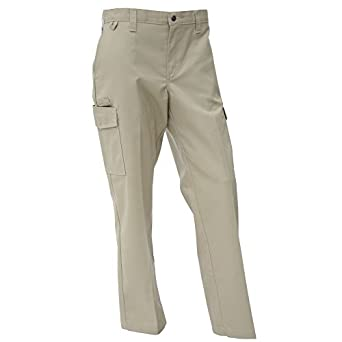 a970b7893ebb0 Image Unavailable. Image not available for. Color  Dickies Tan Poly Cotton  Women s Ultimate Server Cargo Pants - Size 24 Plus