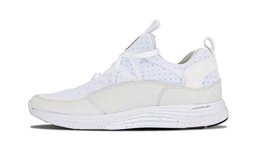 Nike - Lunar Huarache Lght - 776373110 - Color: Blanco - Size: 44.5