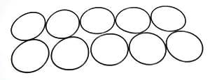 Xcdiscount TH305SV120 U-Ring Set pour Flushing Manuel Bouton, 10 pièces