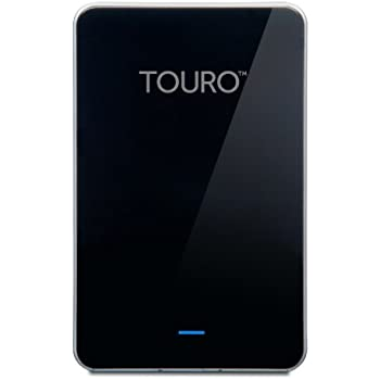 HGST Touro Mobile Pro 500GB USB 3.0 7200 RPM Portable External Hard Drive (0S03105) [Amazon Frustration-Free Packaging]