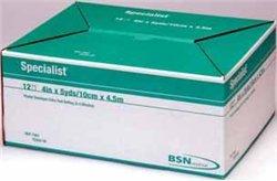 Case SPECIALIST Plaster Bandages Fast Setting 7374 12pcs