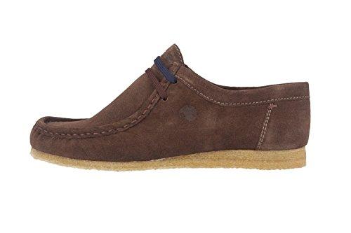SIOUX grashopper-femme-marron-chaussures en matelas grande taille