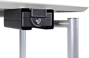 Arregui C9327 Caja De Seguridad Con Cable Para Fijación, Negro ...