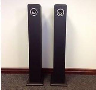 Acoustic Technologies, LLC – Classic-Series Single-Driver Floorstanding Loudspeakers – 1 Pair