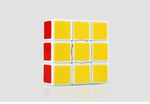 Sunshine 1x3x3 Speed Cube 6 Color