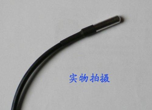 Capteur de temp/érature num/érique en acier inoxydable Sonde Temp/érature DS18b20/pour thermom/ètre /étanche