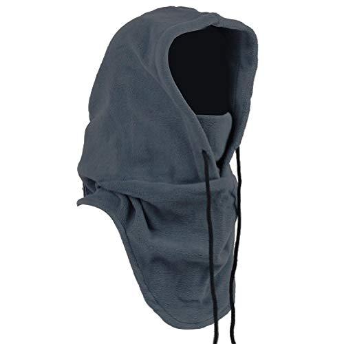 Oldelf Tactical Heavyweight Balaclava Outdoor Sports Mask (Grey)