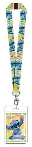 Disney 85932 Stitch Lanyard Novelty and Amusement Toys