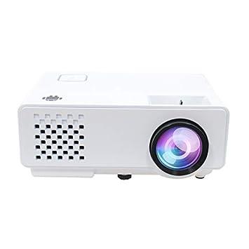 XINHUANG Mini proyector, proyector de Video LED HD 1080P de 3000 ...
