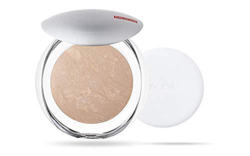 (Pupa Milano Luminys Silky Baked Face Powder (05 Amberlight))