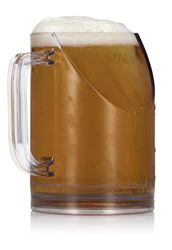 NPW-USA Better TV Viewing Slanted Beer Mug -