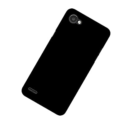 low priced 3303b 73d80 Case Creation LG Q6+ Back case, Luxury Rubberized Matte: Amazon.in ...
