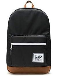 Pop Quiz Backpack, Black/Tan, Classic 22L