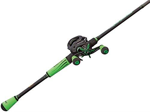 Lew's Fishing MH2SH70MH Lews Fishing, Mach Ii Baitcast Combo, 7.5: 1 Gear Ratio, 7′ Length, 1Piece Rod, Medium/Heavy Power For Sale