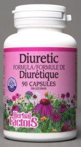 Diuretic Water Pill (90Capsules) Brand: Natural Factors