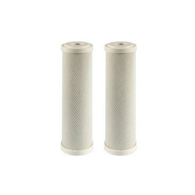 Kenmore UltraFilter 42-34373 Compatible Carbon Filters Cartridges Set 2-Pack by CA Ware