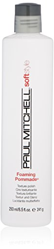 - Paul Mitchell Foaming Pommade,8.5 Fl Oz