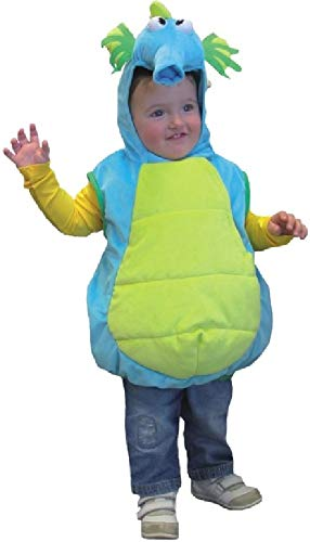 Boys Girls Seahorse Aquarium Zoo Book Week Book Day Carnival Fancy Dress Costume Outfit for $<!--$25.11-->