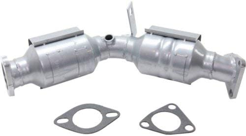 2003-2006 Infiniti G35 3.5L TED Direct-Fit RIGHT /& LEFT Catalytic Converters Fit