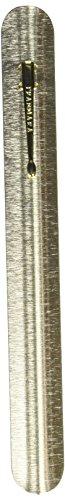 Waiters Crumb Scraper - Franmara 1129-BU Gold Anodized Waiter Crumb Scraper with Gold-Plated Pocket Clip