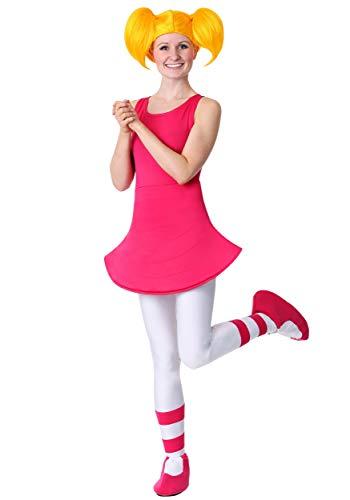 Dexter's Laboratory Dee Dee Costume Medium -