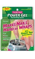 Nutra Nail Power Gel Nail Hardening System - 3 ct.