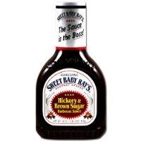 Sweet Baby Ray's Hickory & Brown Sugar Barbecue Sauce - 18 o