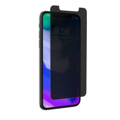 ZAGG Screen Protector for Apple iPhone X - Privacy Clear