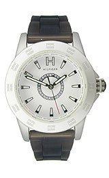 Tommy Hilfiger Analog Black Silicone Woman's Watch Watch 1781101