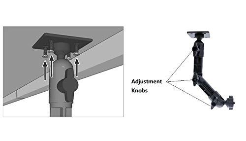 Logitech C920 Mount, Wall Mount Webcam for Logitech C920 HD Pro Webcam - Acetaken by AceTaken (Image #4)