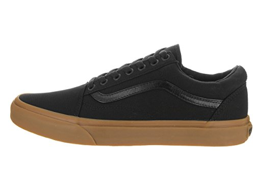 Vans Unisex Old Skool Classic Skate Shoes Black/Lghtgm 2015 new cheap online discount footlocker for cheap for sale QdLLEwO