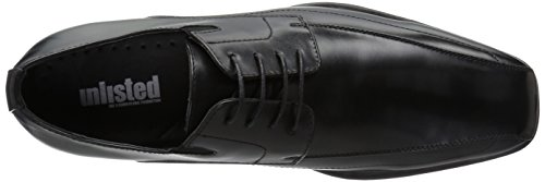 Kenneth Cole Onoterade Mens Hjul S Down Oxford Svart