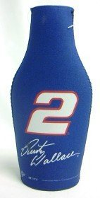 - Kolder NASCAR Rusty Wallace Racing Rusty Wallace Suit Bottle Holder, Team Color, One Size