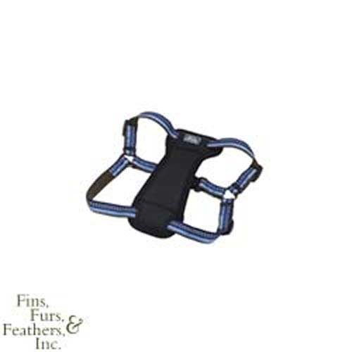 Coastal Pet Products DCP36946SAP K9 Explorer 1-Inch Harness for Dogs, Large, Blue