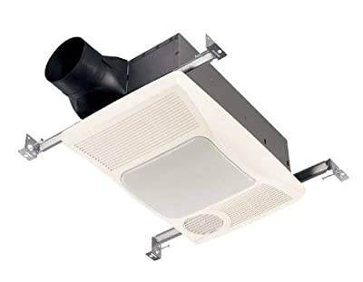 Broan Directionally Adjustable Bath Fan with Heater and Light