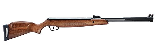 - Stoeger Hardwood Monte Carlo- Style Stock with Fiber-Optic Sights.22 Cal./1000 FPS