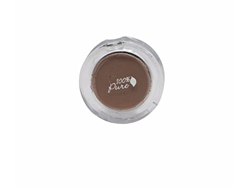 Fruit Pigmented Brow Powder by 100% Pure, Taupe