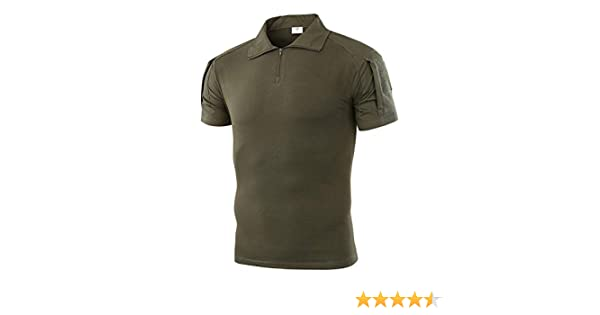 9th Air Force Wo Txt Mens Regular-Fit Cotton Polo Shirt Short Sleeve